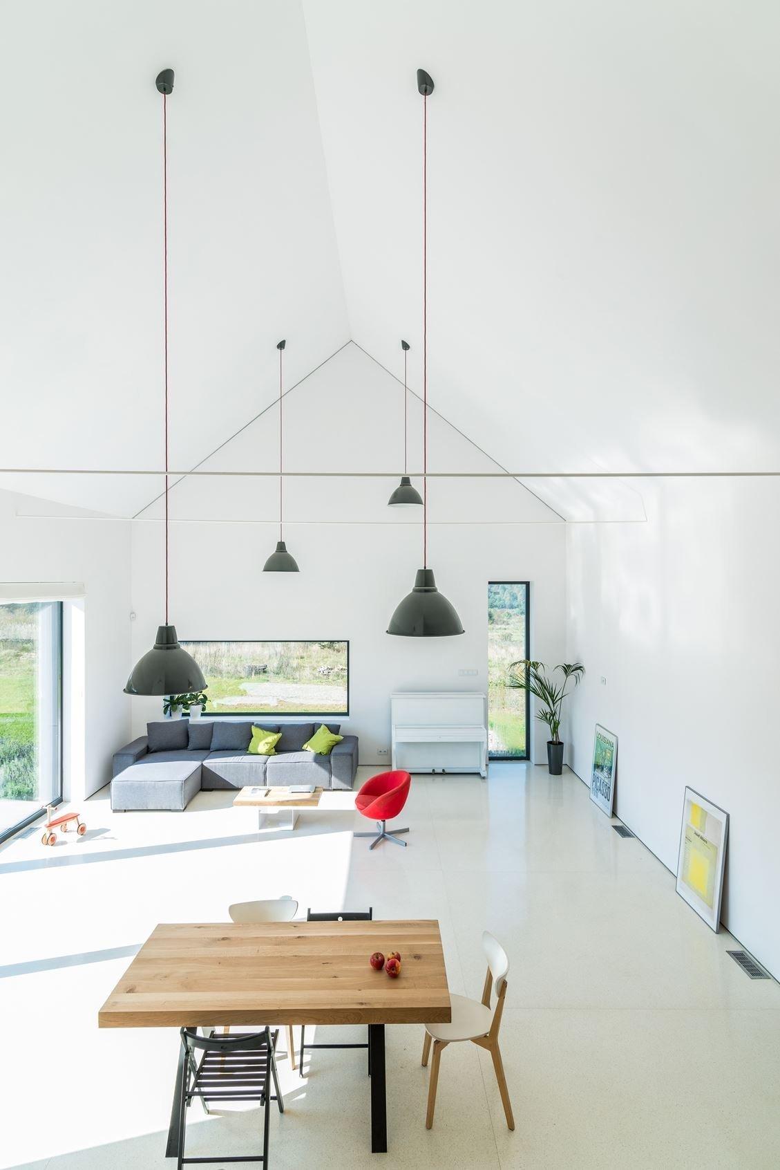 Dům s fasádou z gabionu, aneb bydlení v moderním kabátě