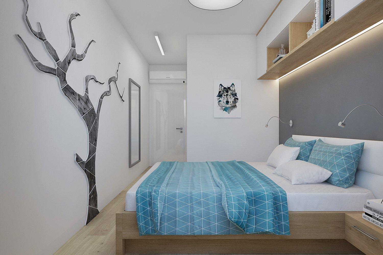 Ložnice je velkou relaxační zónou našeho bydlení. Mělo by se jednat o naši osobní oázu, kde se budeme cítit příjemně a ve svém vlastním světě. V tomto prostoru spíme, odpočíváme a doplňujeme energii. Až jednu třetinu svého života strávíme spánkem.