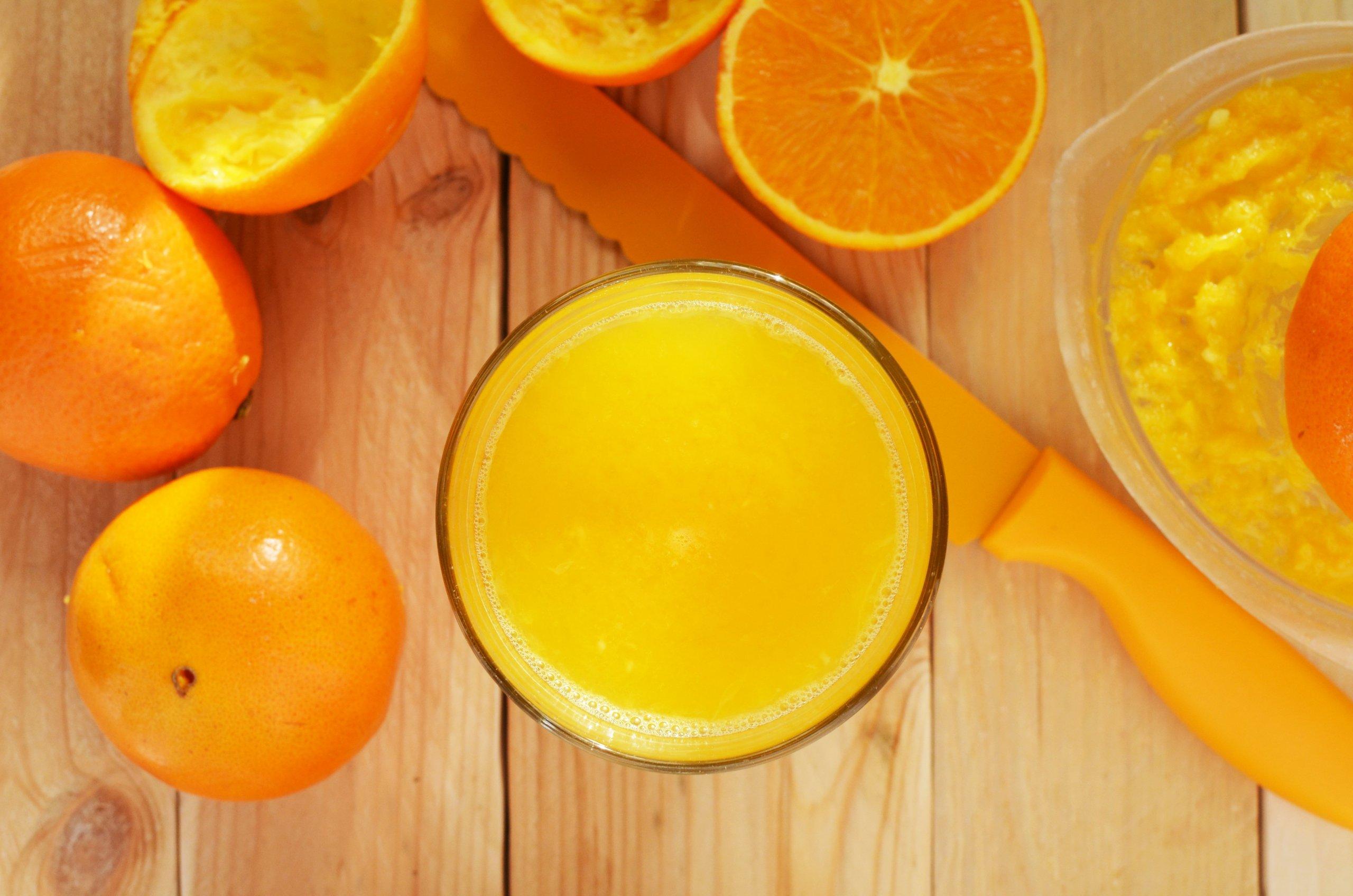 Pomeranče neloupejte, protože právě šlupka je nejzdravější.