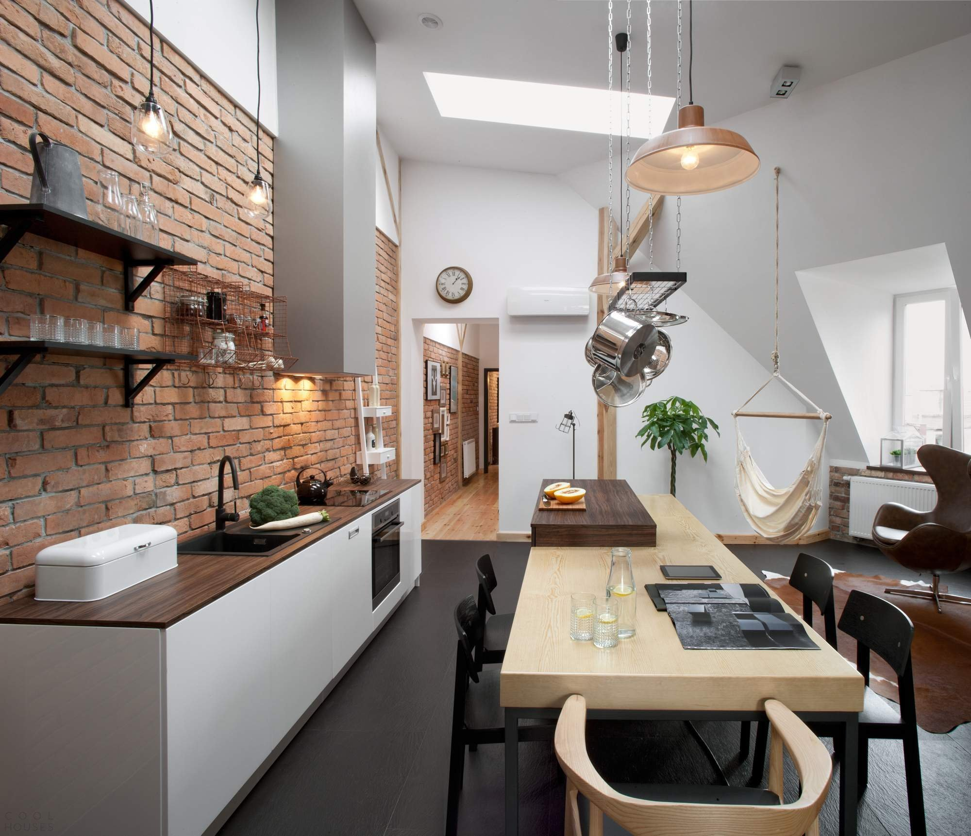 Jedinečný loftový byt