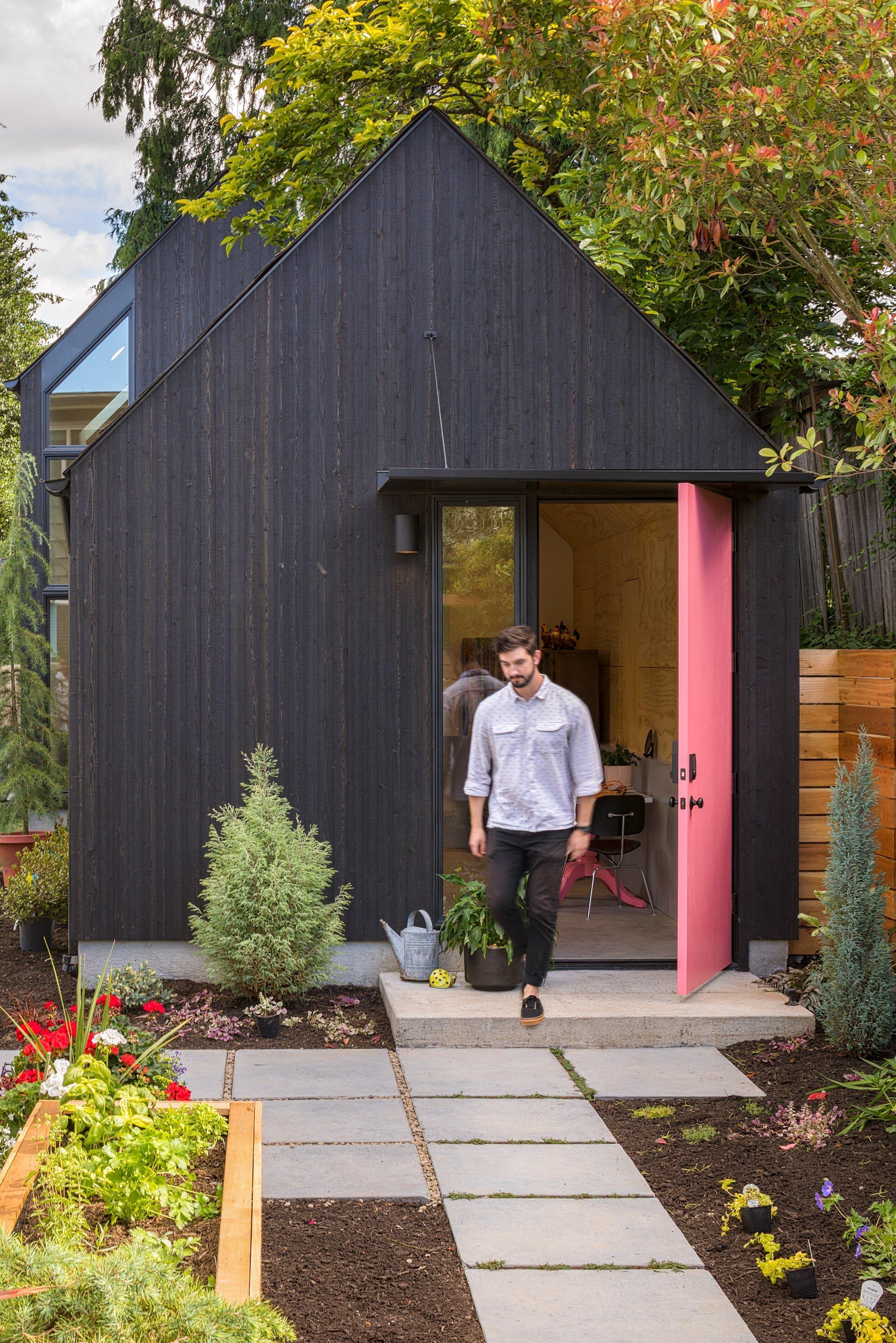 Bydlení pro babičku vzniklo z garáže