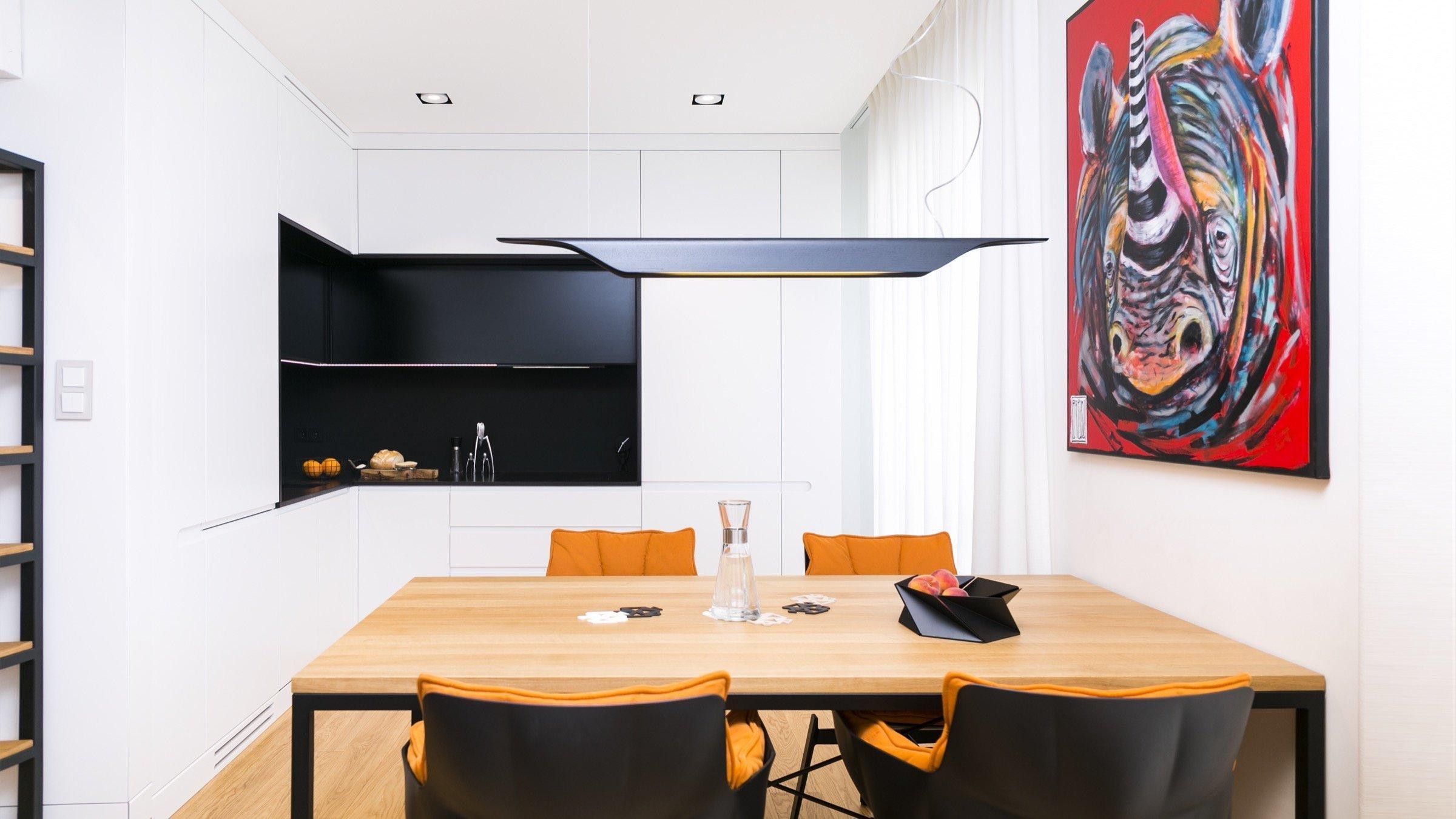Industriální bydlení na pouhých 50 m2