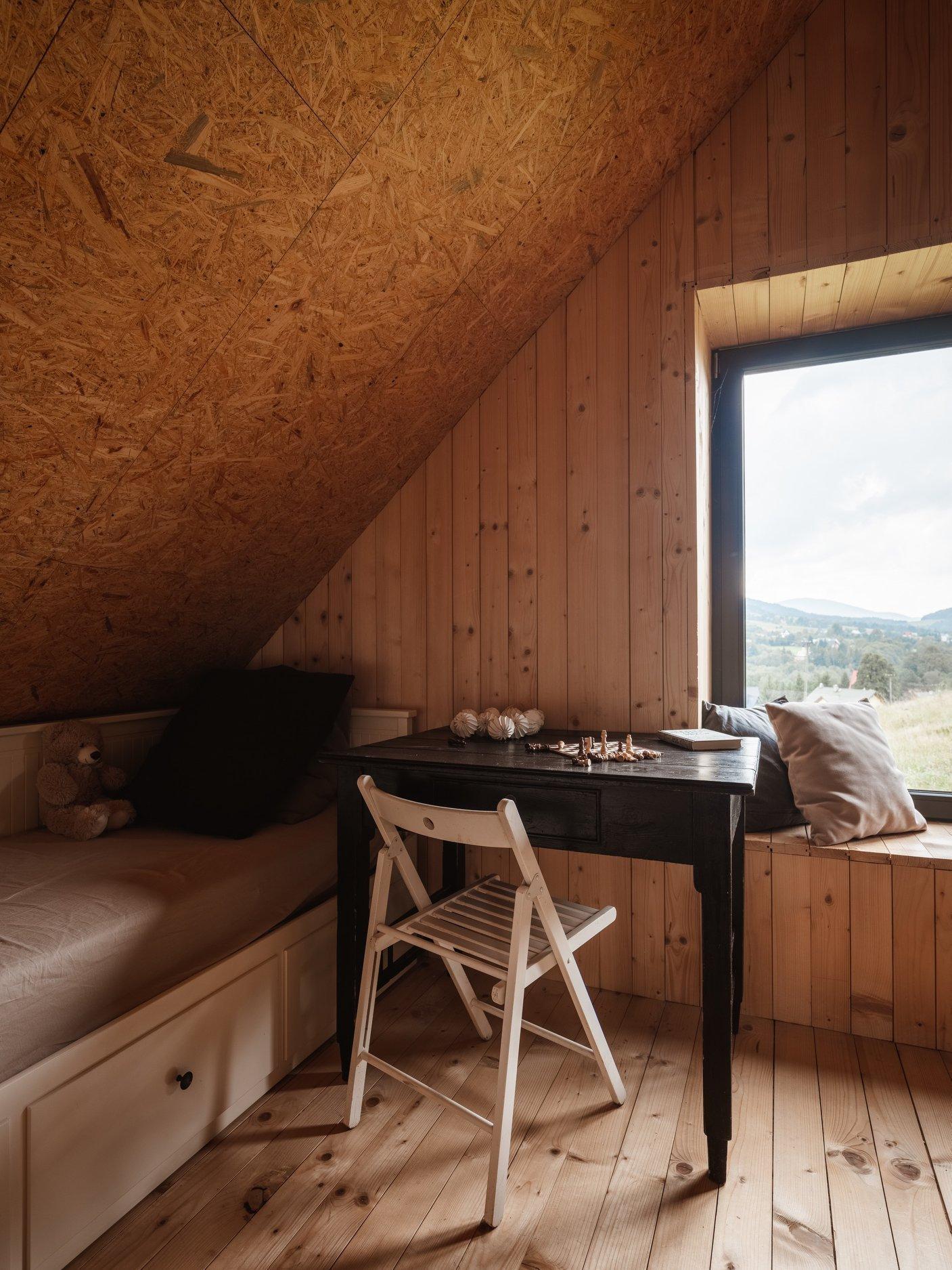 Víkendový dům u lesa