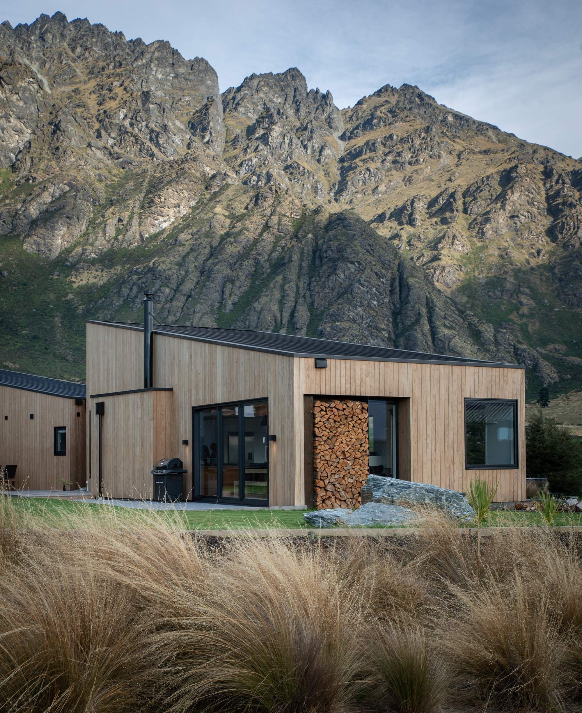 Rodinný dům na Novém Zélandu
