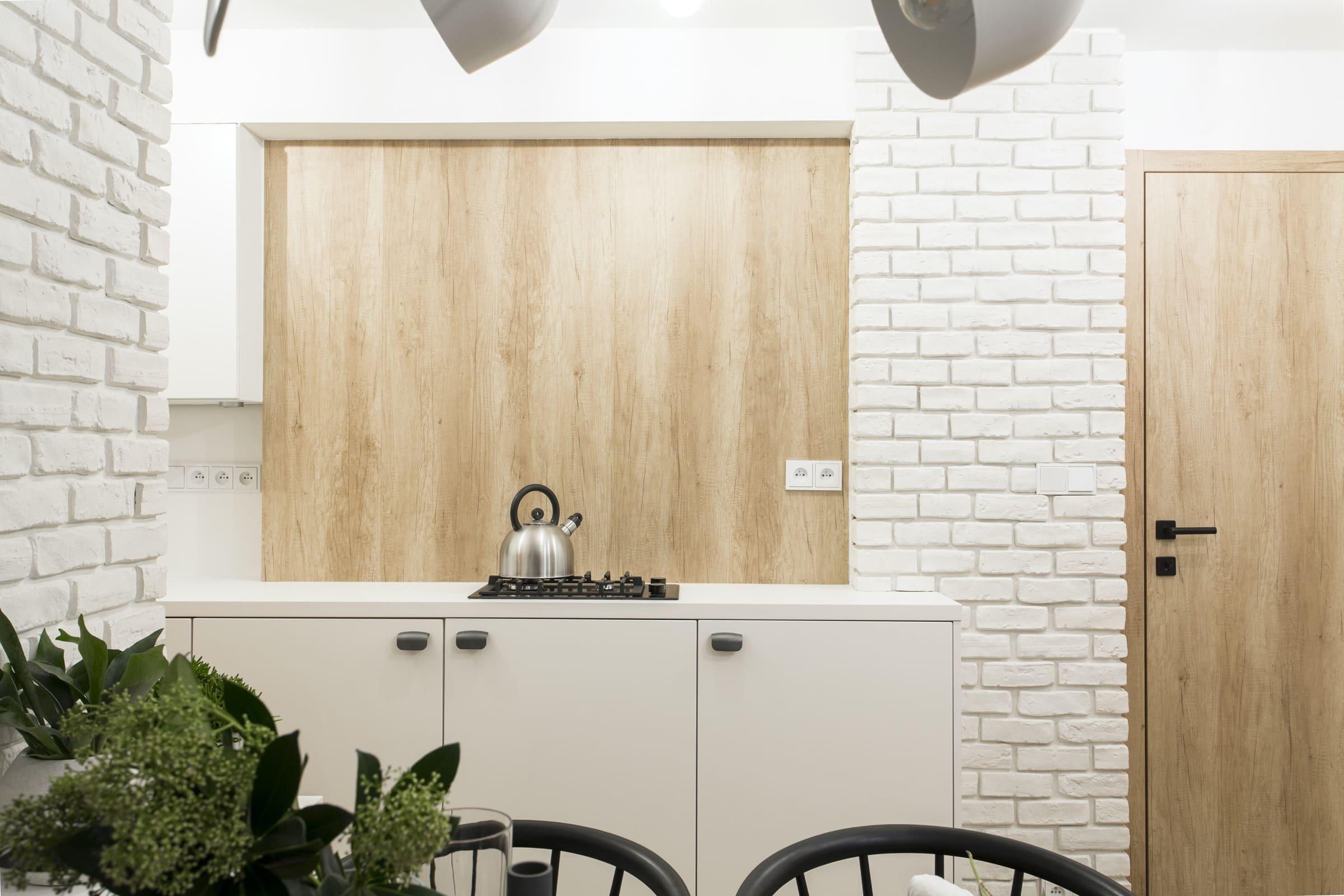 Boj s plísní a proměna skoro celého bytu