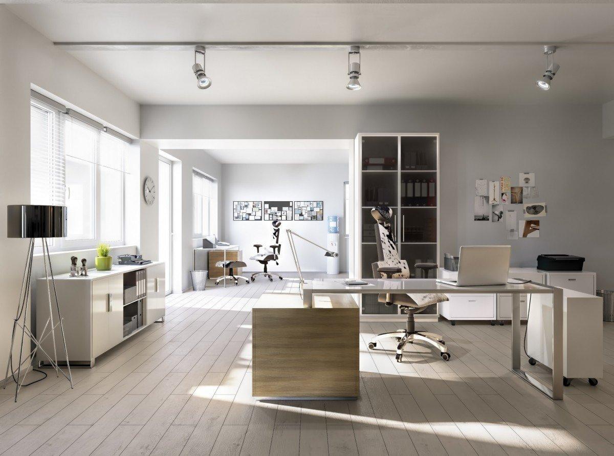 Díky malým nárokům na prostor zároveň vyhovuje i lékařům nebo  domácím pracovnám.