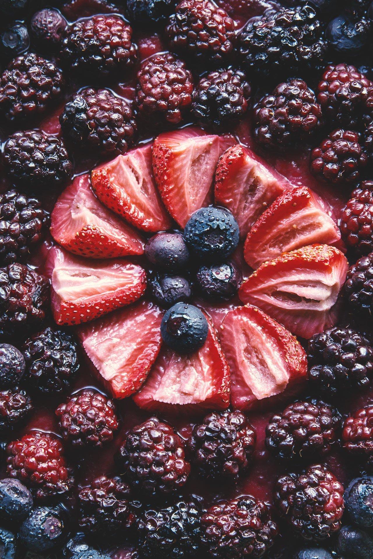 Božsky lahodný letní koláč