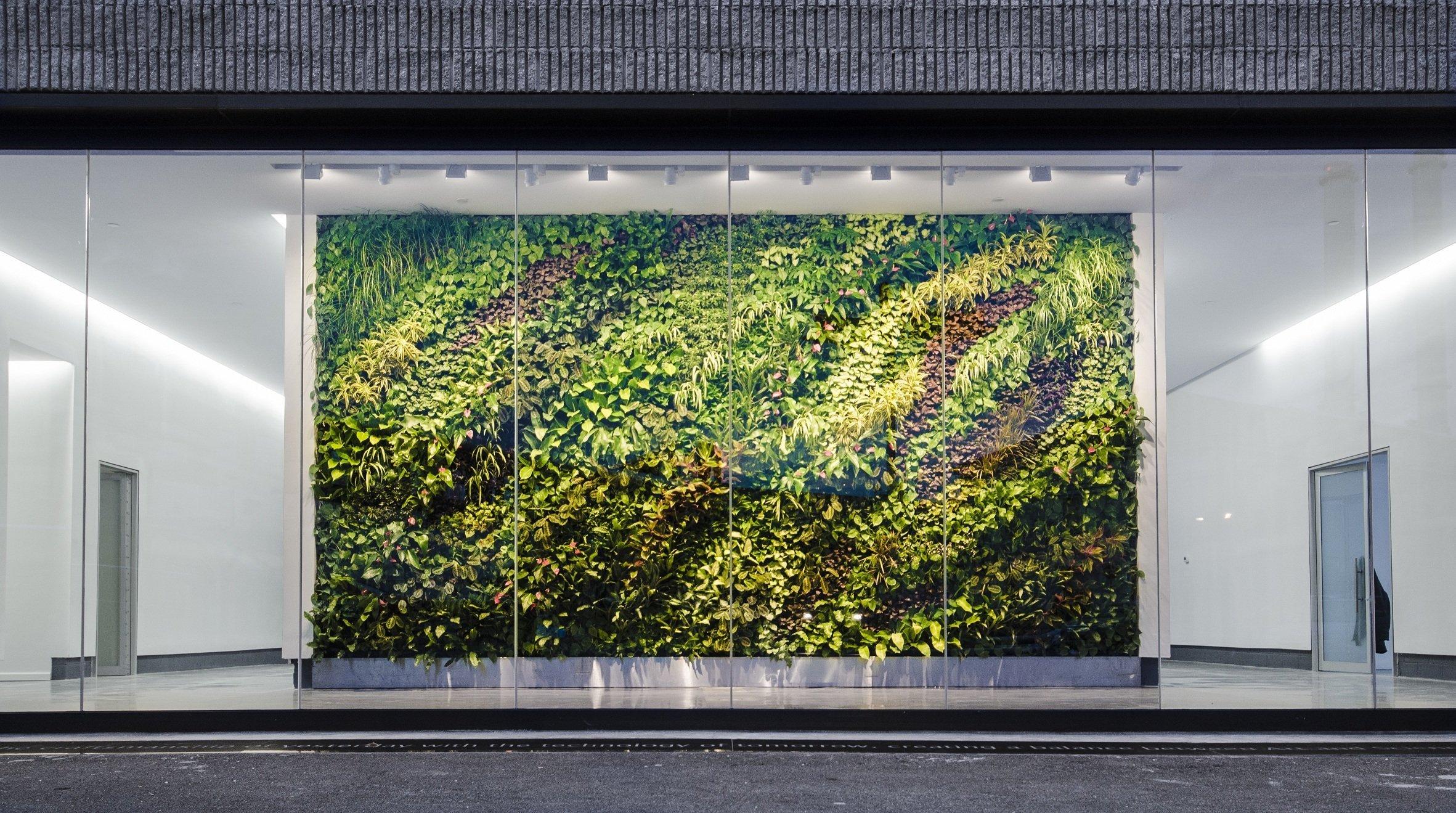 Instalace v New Yorku ohromuje kolemjdoucí svou krásou i velikostí.
