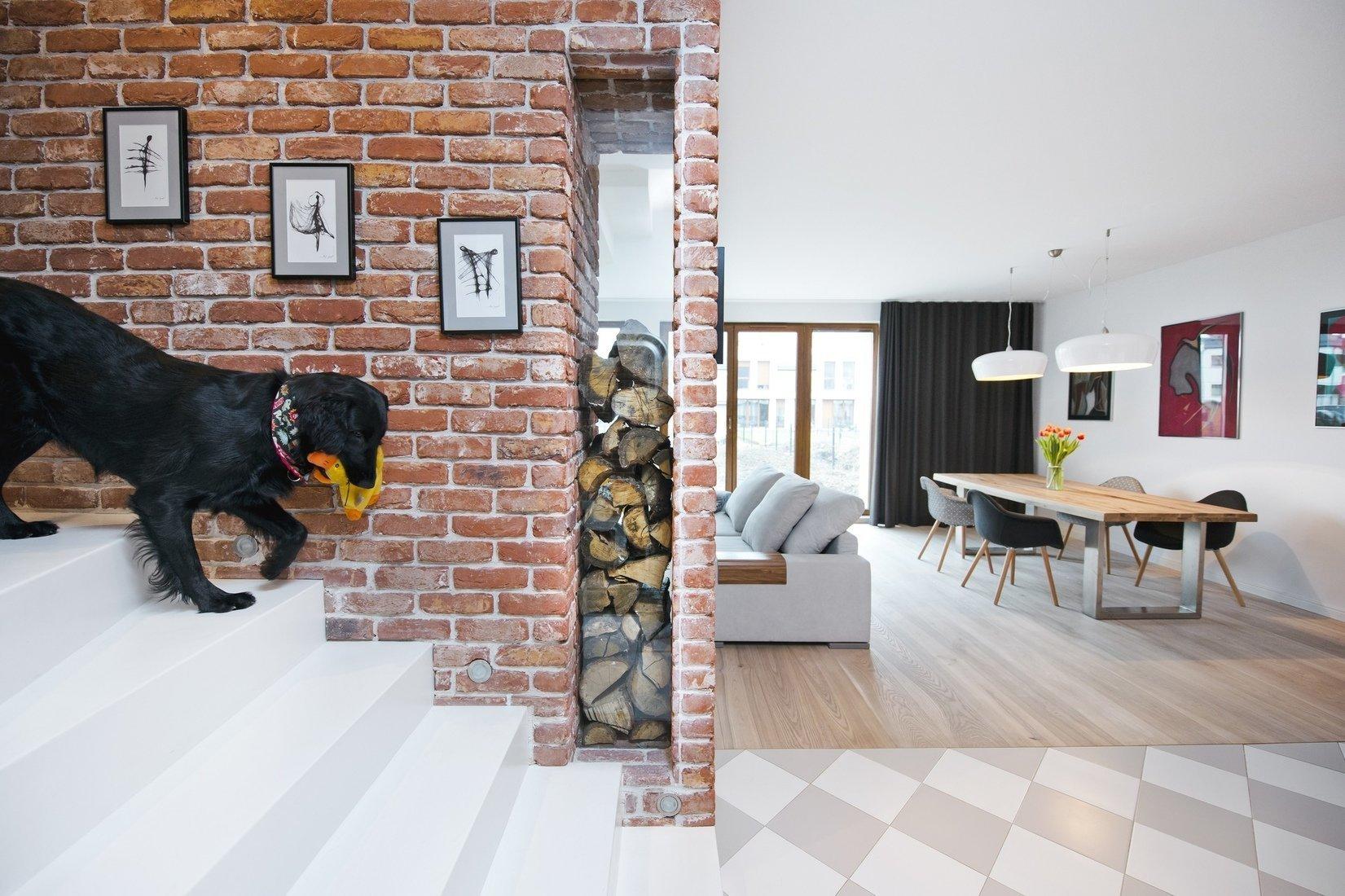 Industriální interiér s nádechem provence