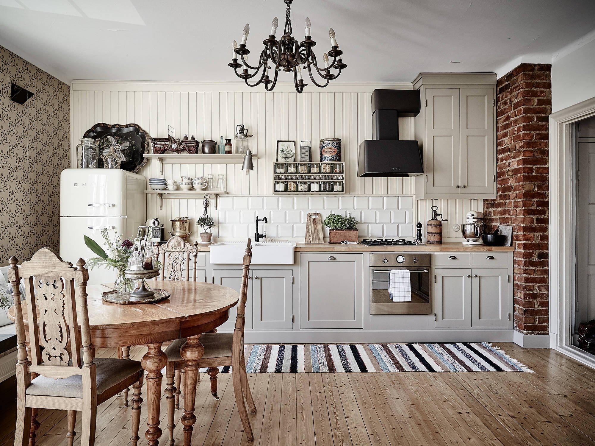 1dc8425943 Švédský pohádkový interiér