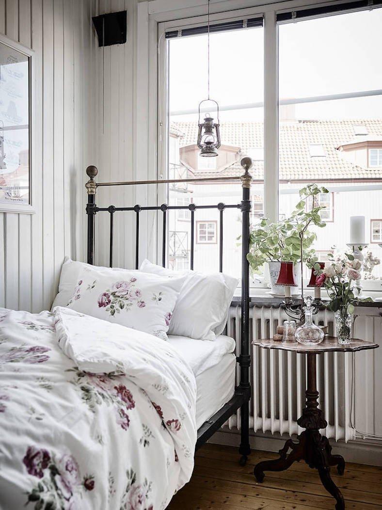 Švédský pohádkový interiér