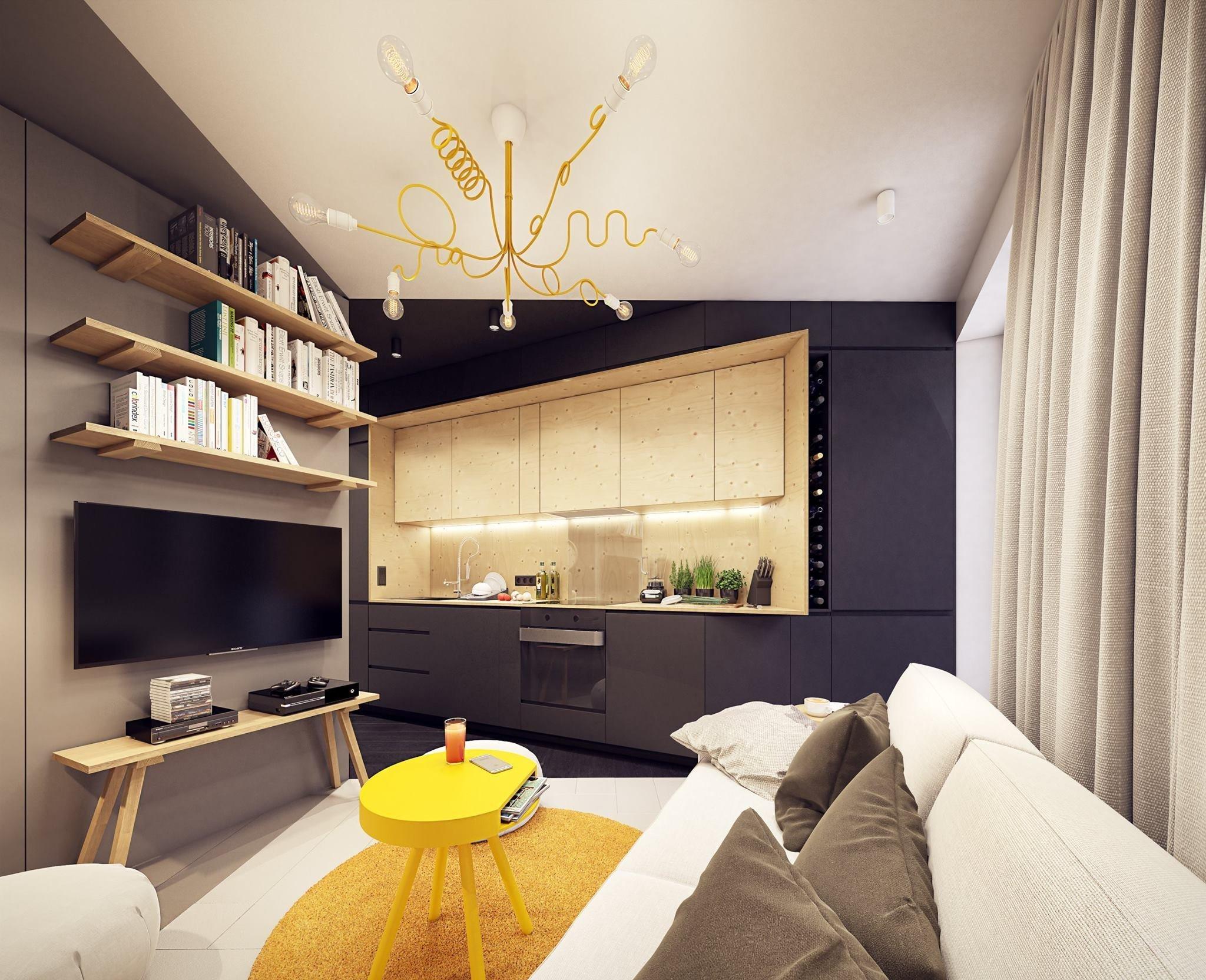 18 m2, které slouží, baví a hlavně stačí