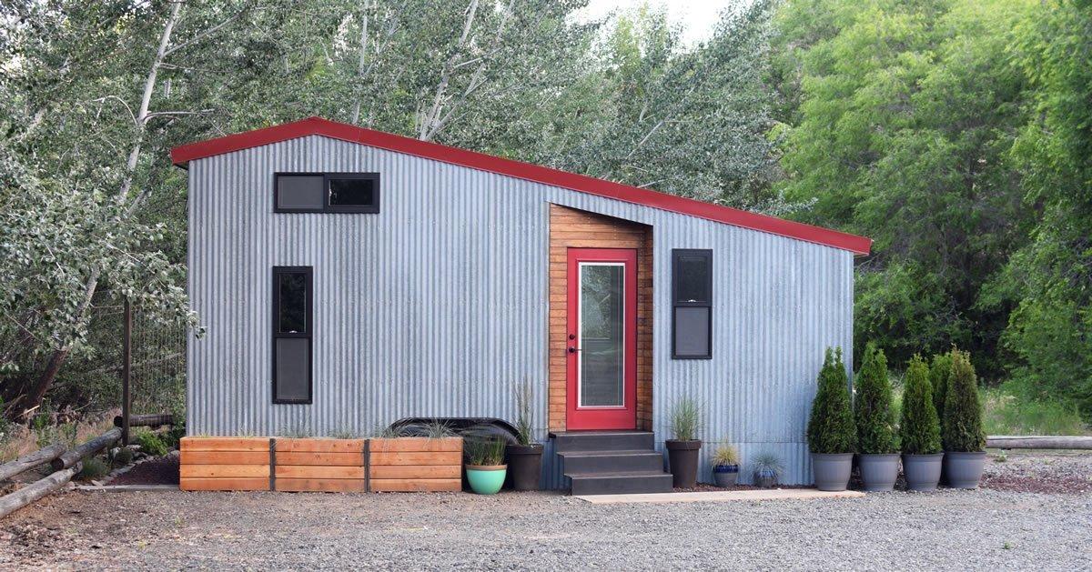Tinyhouses - dům na kolečkách