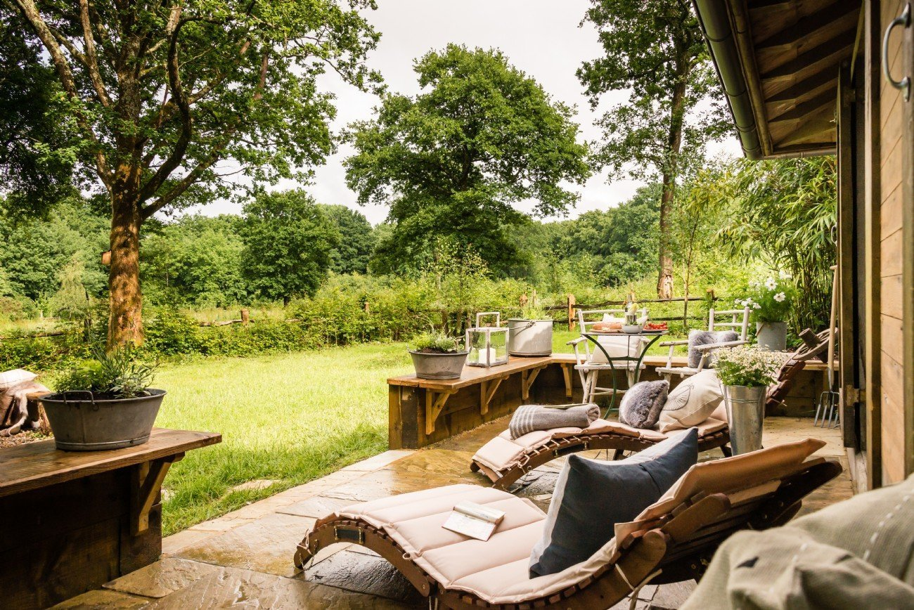 Odpočinek na anglickém venkově