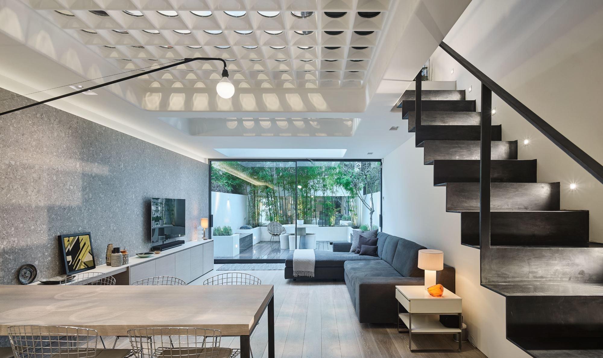 Moderní řadový dům