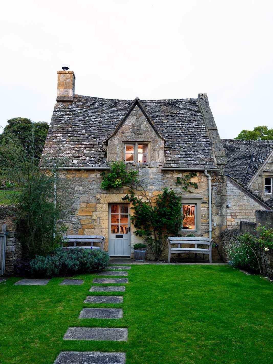 Vysněný dům na venkově