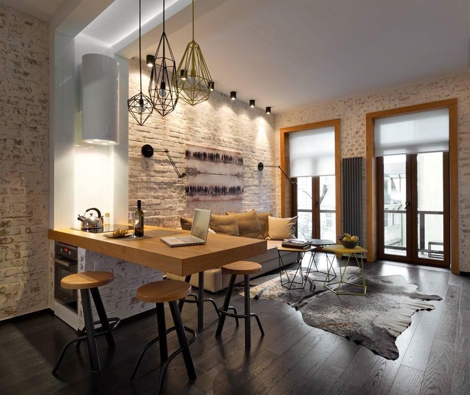 Bydlení ve velkých městech nebývá nijak laciné. Především mladé páry, nebo jedinci si nemohou dovolit drahé prostorné bydlení. Pokud máte dobrého designéra, je možné i na nevelkém prostoru vytvořit plnohodnotné místo k žití, kde se budete cítit dobře.