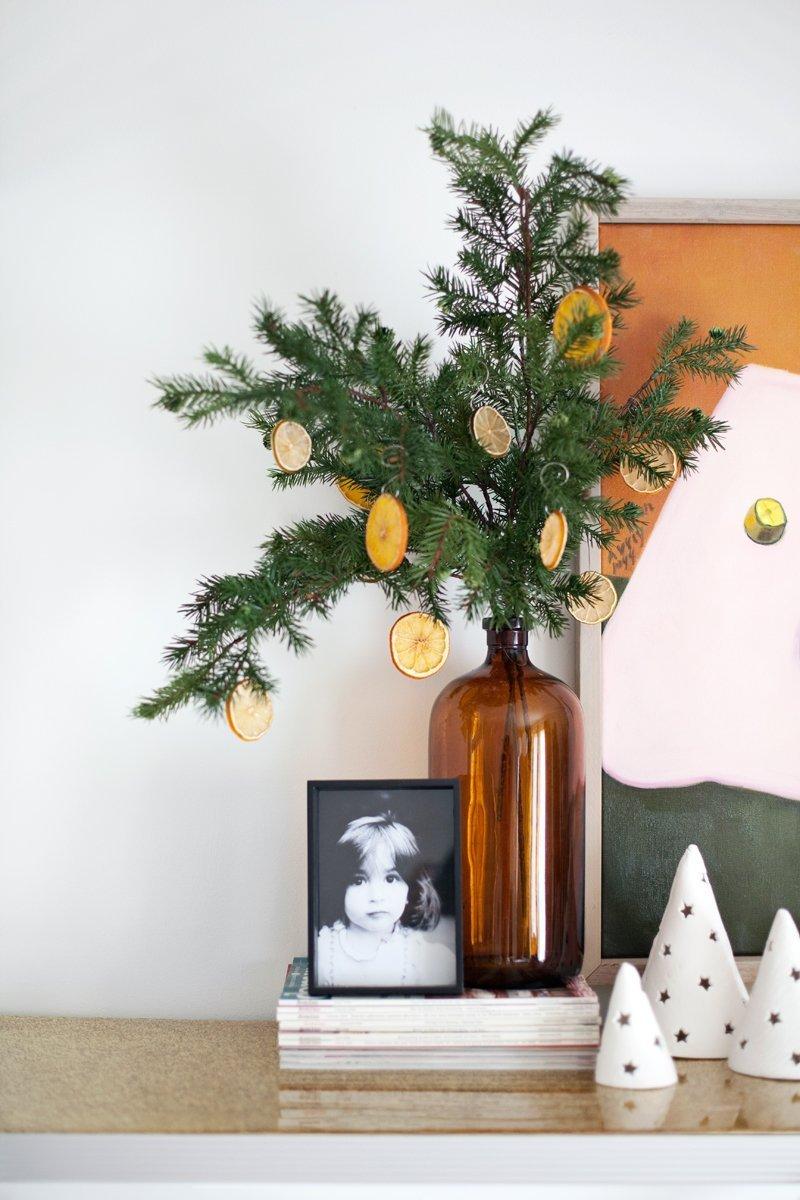 Kouzelná atmosféra Vánoc nás vrací do dětských let. Rozzářená dětská očka pod vánočním stromkem naplno nasávají atmosféru rodinné pohody. Čas lásky a pohody by nebyl tím pravým bez rukodělných vánočních ozdob. Sušené ovoce patří mezi nejoblíbenější domácí dekorace.