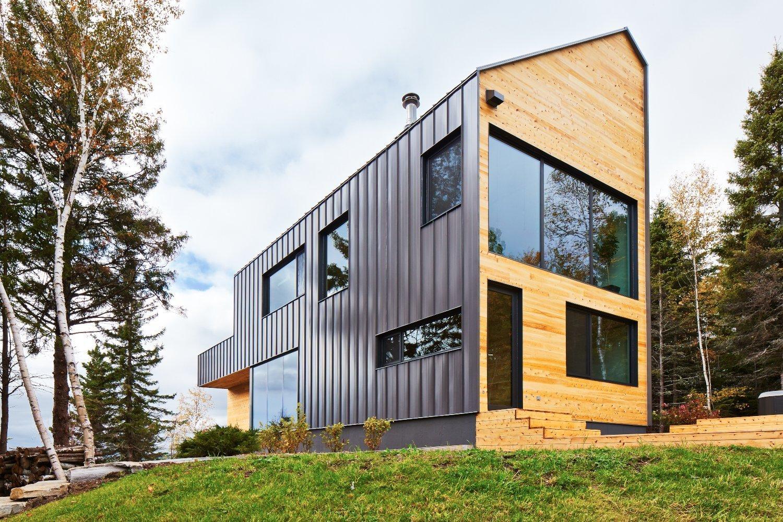 Krásný a stylový dům v horách