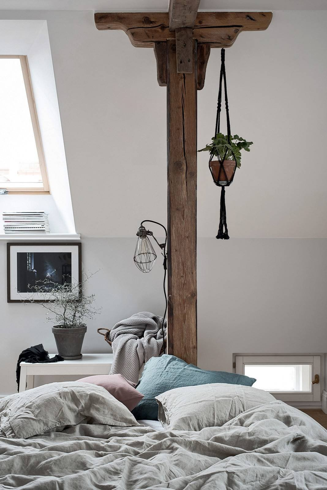 Podkrovní apartmán v Göteborgu