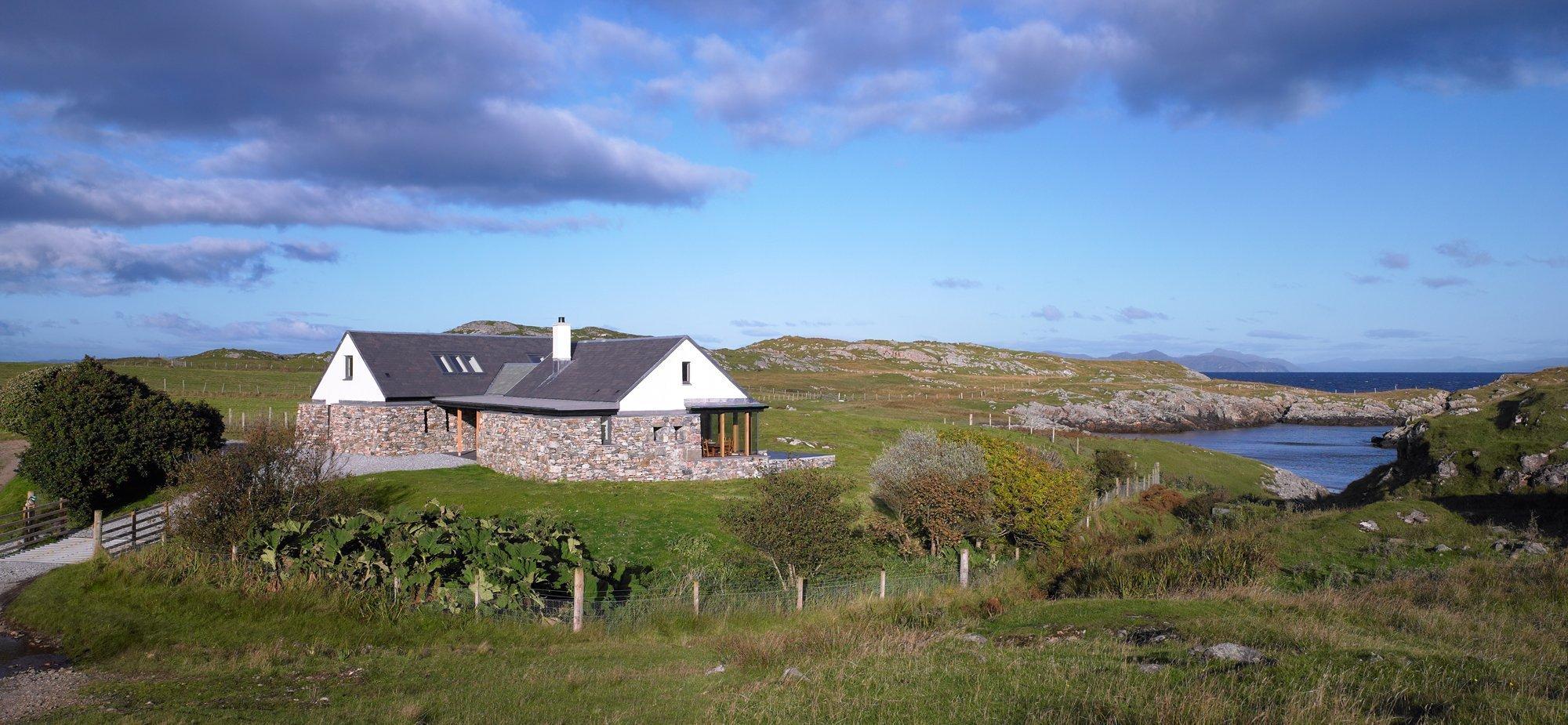 Rodinný dům ve Skotsku