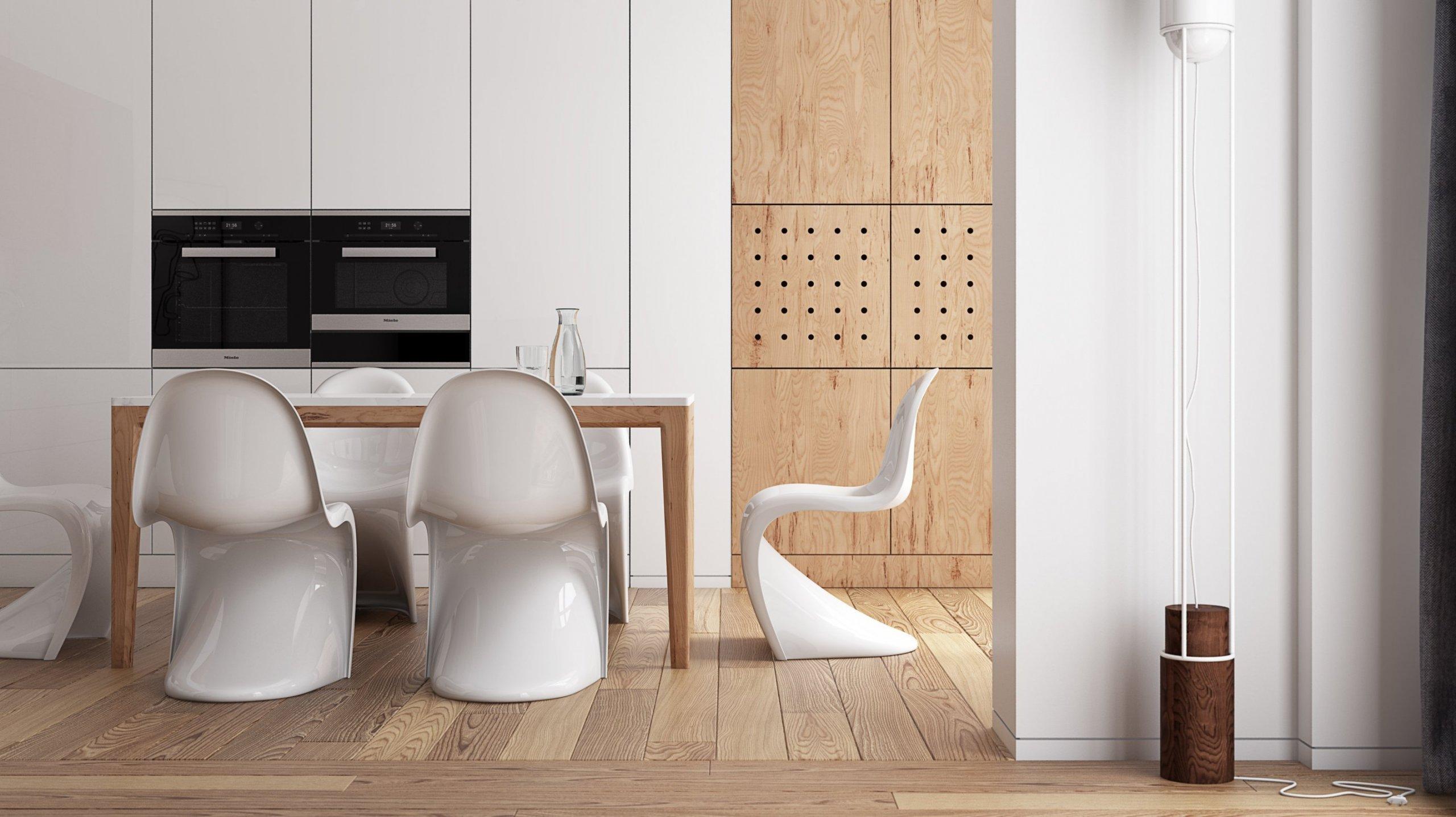 Minimalistický apartmán