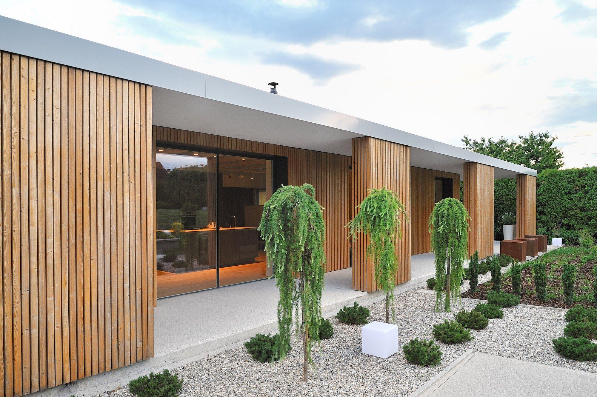 Moderní dům v Ptuji