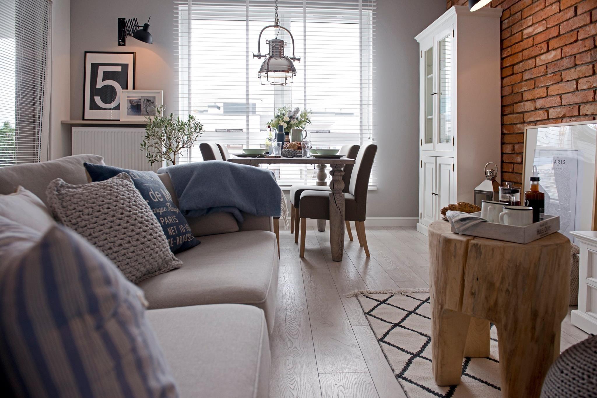 Bydlení s nádechem přímořského stylu