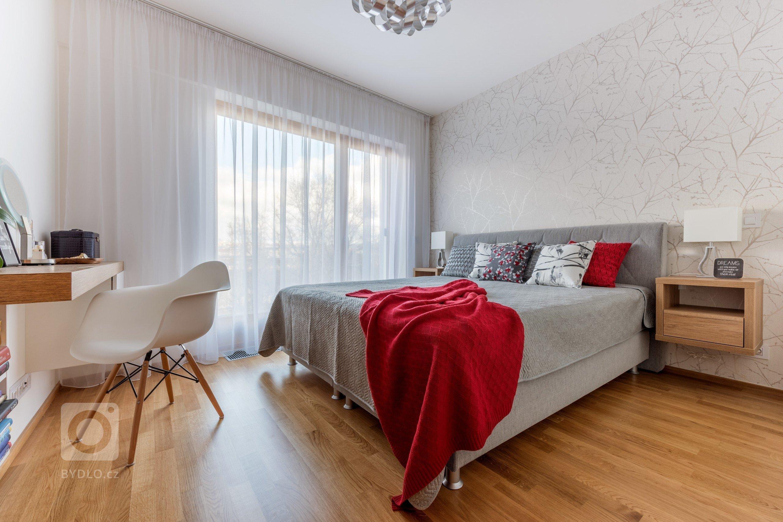 Ložnice - pět tipů pro příjemný zimní spánek