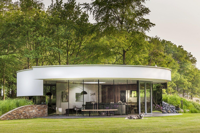 Kulatý dům v Holandsku