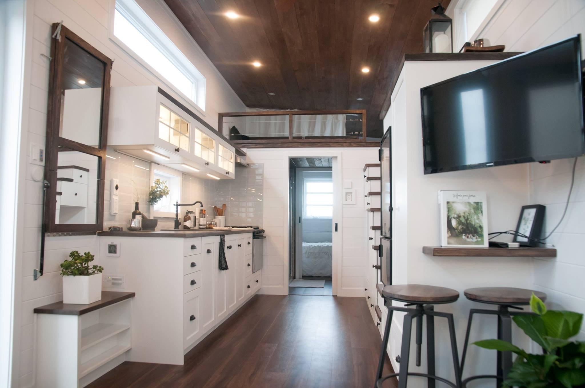 Moderní Tiny House