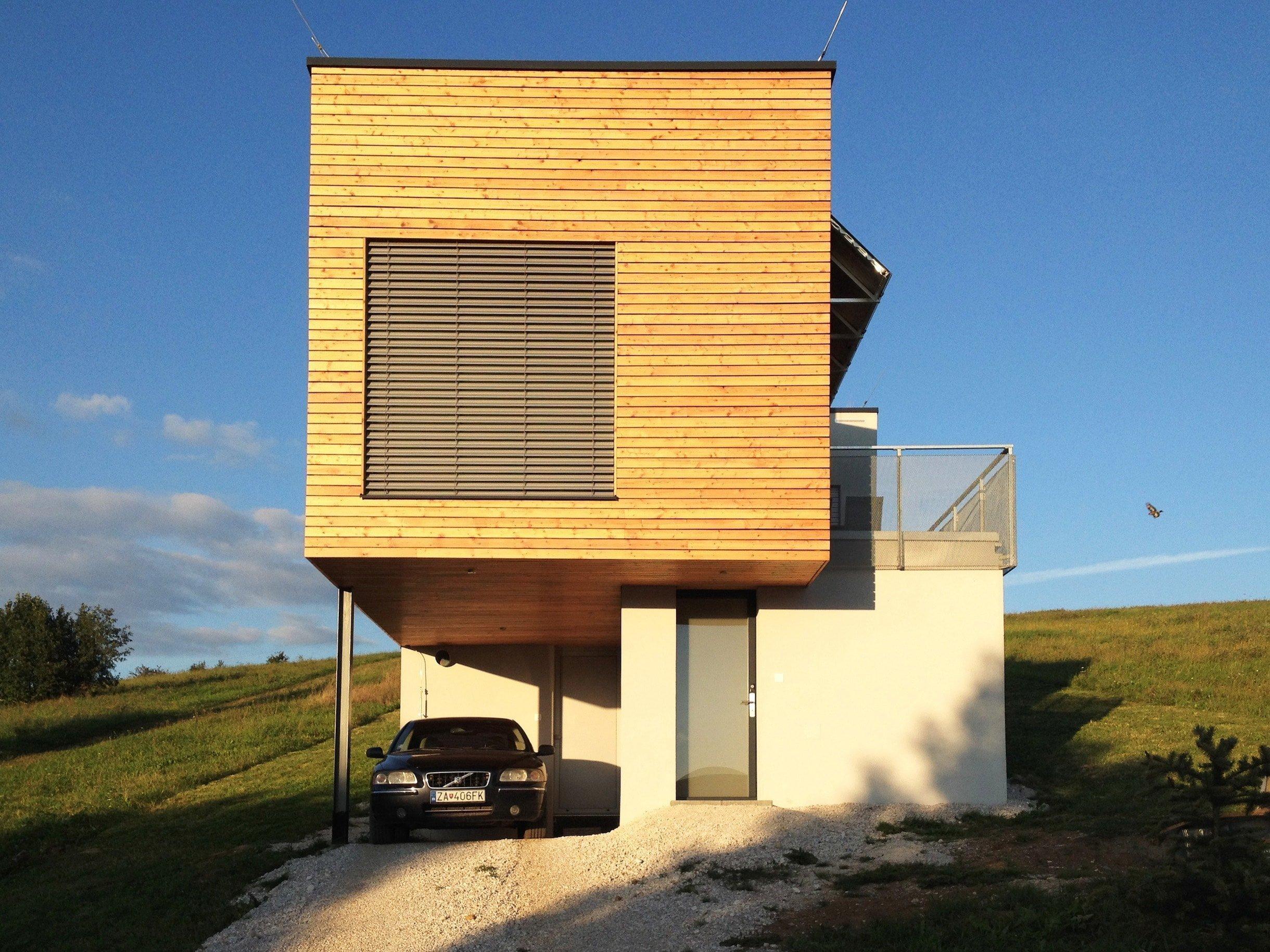Rodinný dům Konská