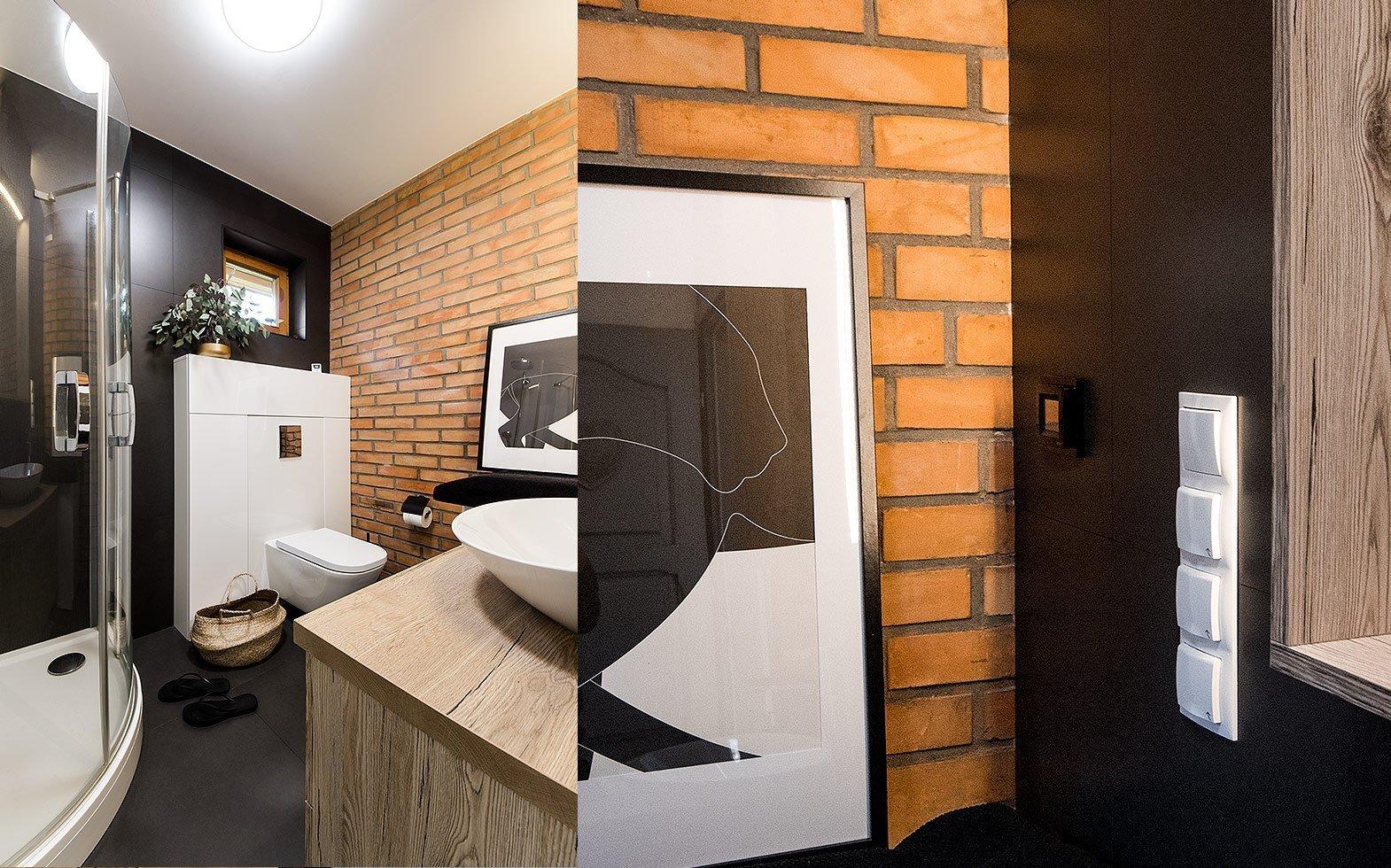 V oblasti Kaszuby, u Baltského moře v Polsku, vznikl zajímavý projekt domu. Toto prosluněné bydlení je plné kontrastů. Staré se střídá s novým a moderním. Majitelé si na pomoc při návrhu interiéru přizvali designéry ze studia Kowalczyk-Gajda, kteří se rekonstrukci věnovali, až po konečnou realizaci projektu.