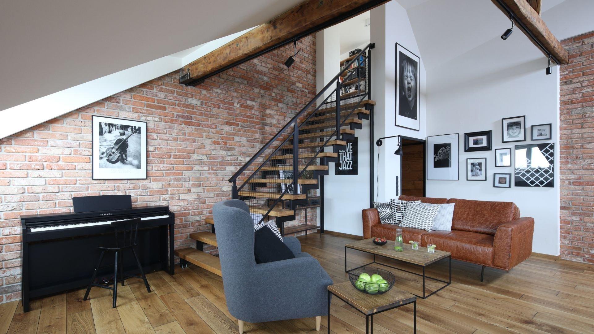 Krásný byt v historickém činžovním domě