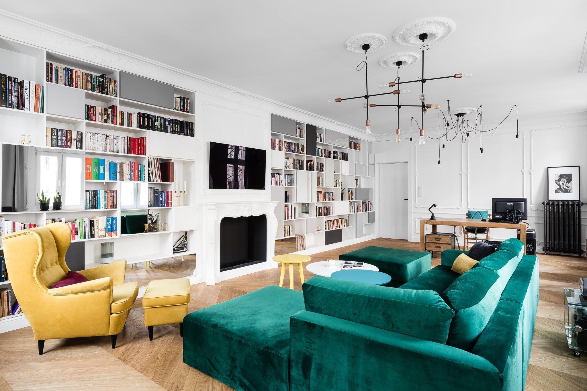 Elegantní byt v Polsku