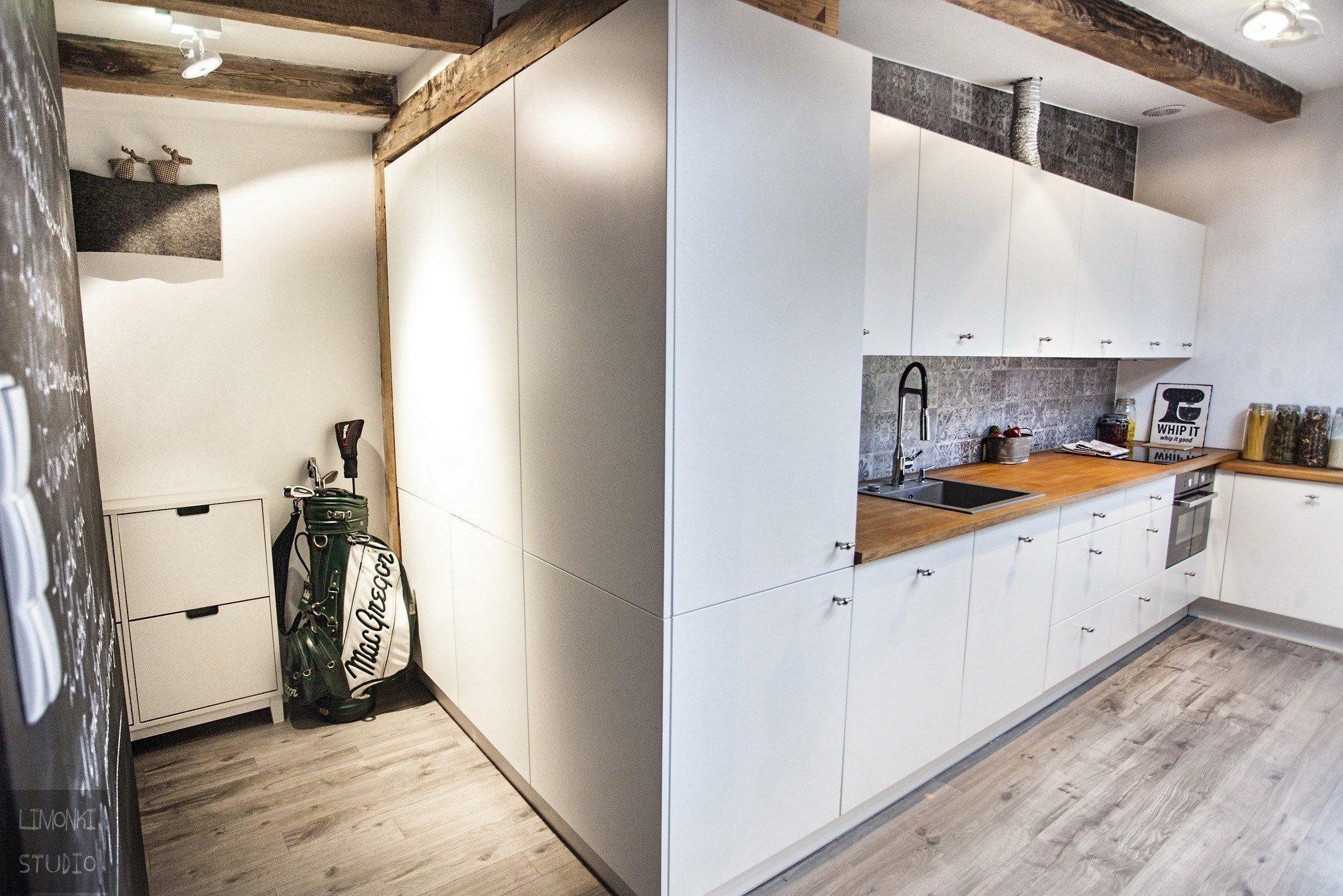 Jedinečný byt v podkroví
