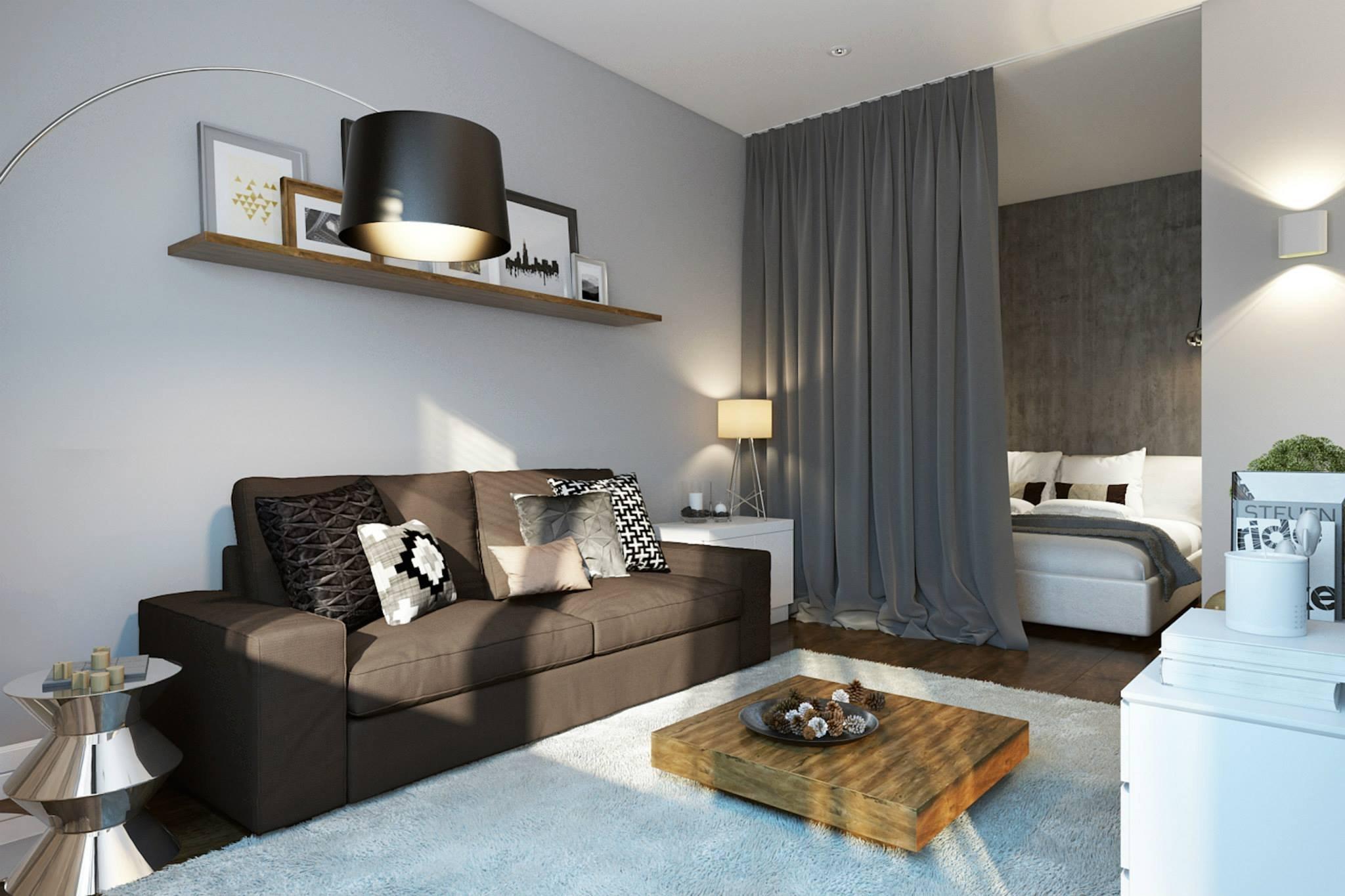 Jak nafouknout malý byt