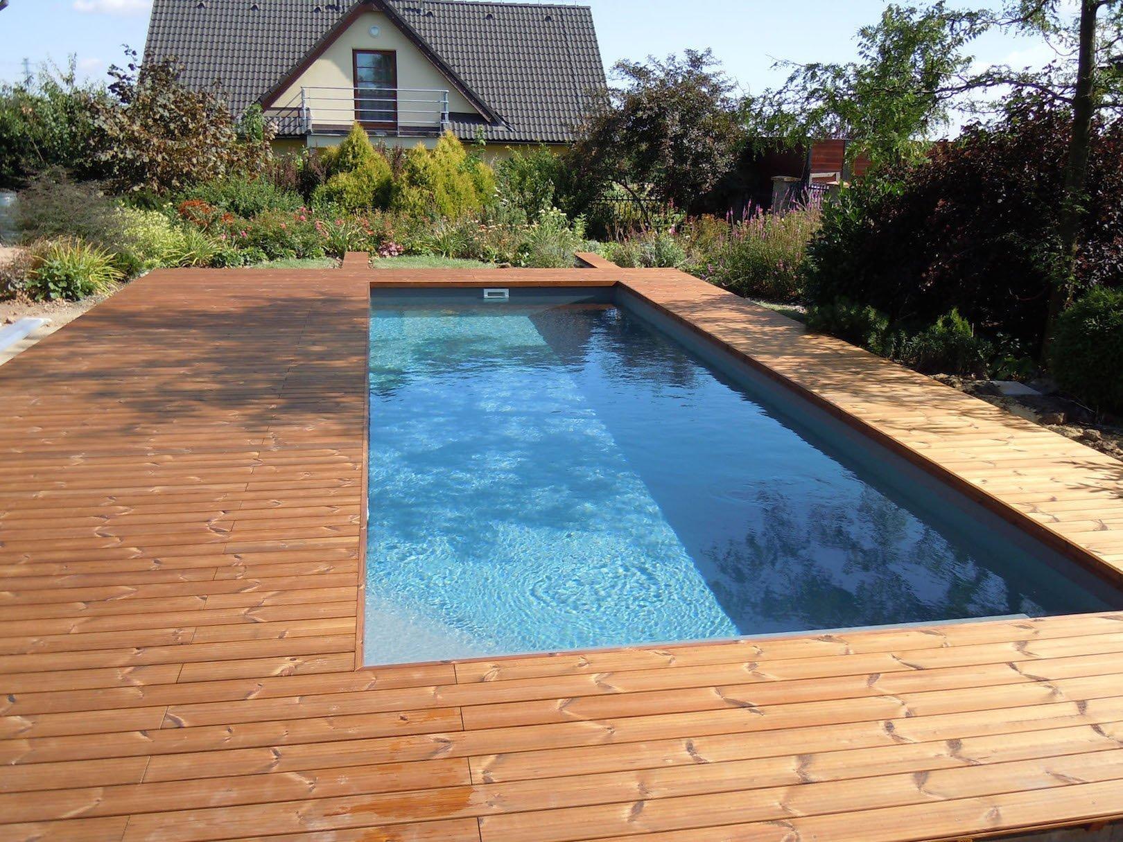 Nadzemní nebo zapuštěný bazén?