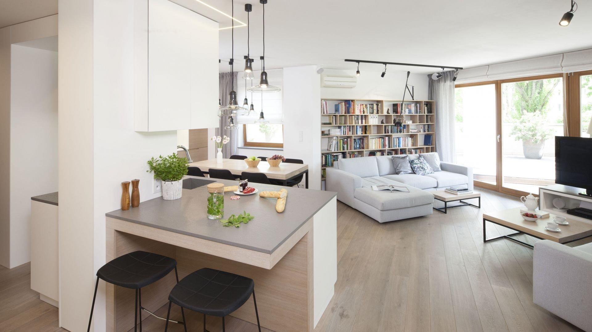 Moderní byt po rekonstrukci