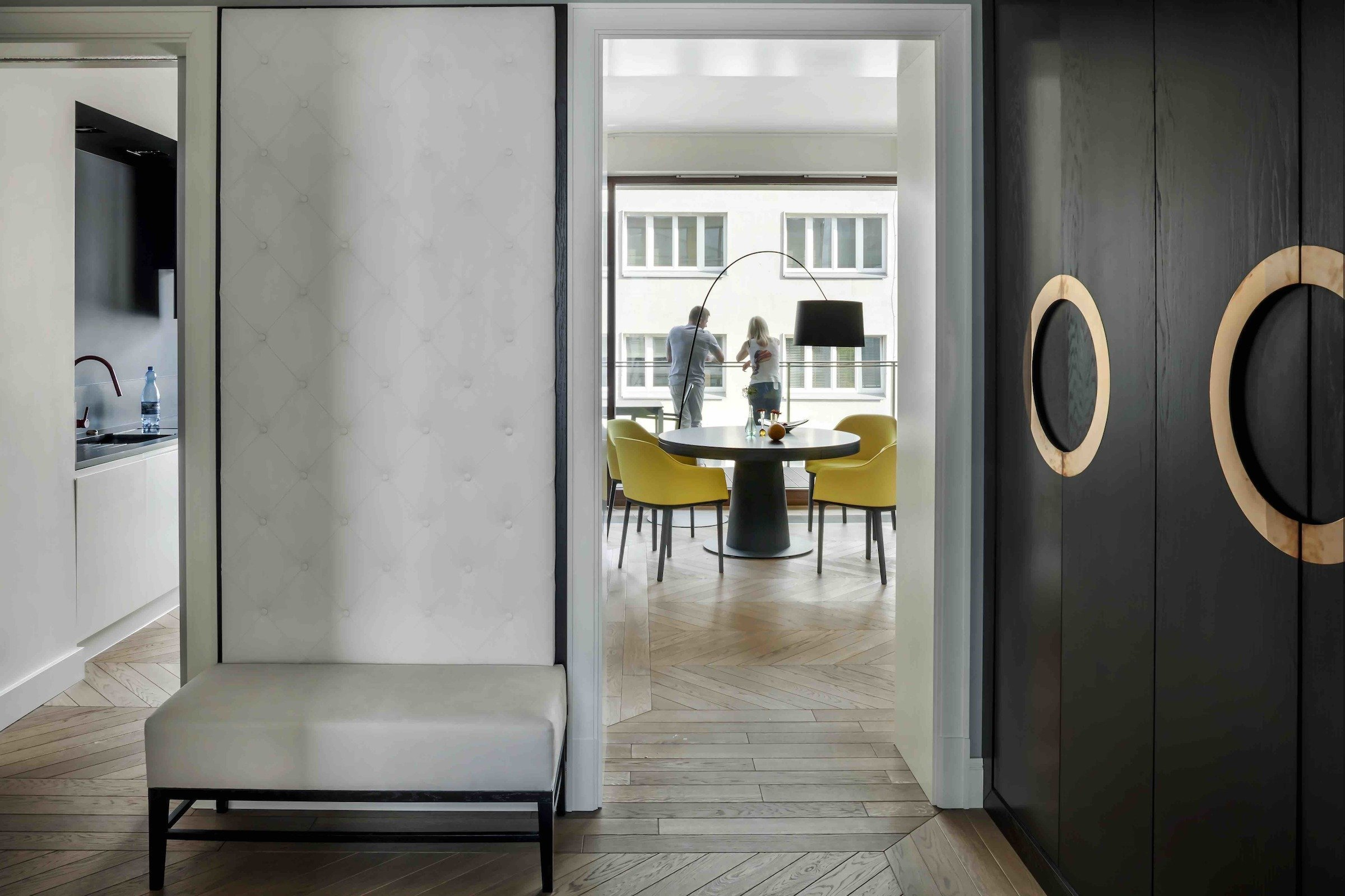 Eklektické bydlení plné barev a vzorů
