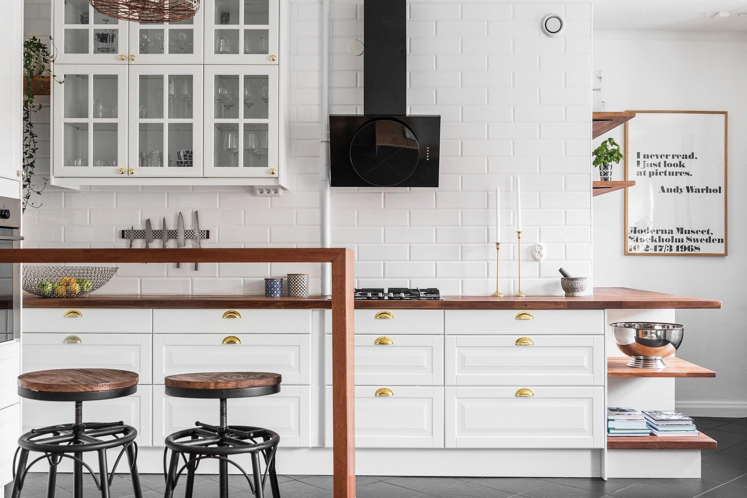 Skandinávské bydlení s pastelovými akcenty