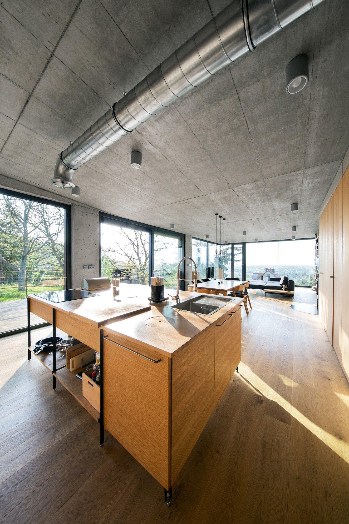Když architekt staví sám pro sebe