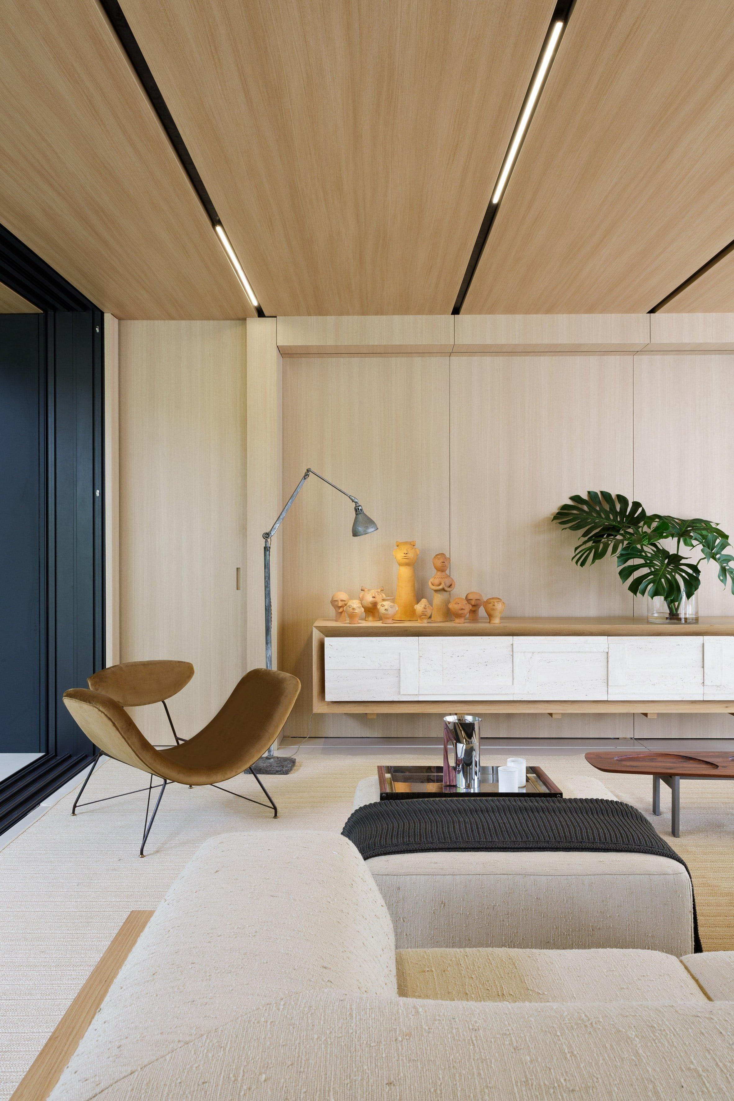 Moderní prefabrikovaný jednopatrový dům