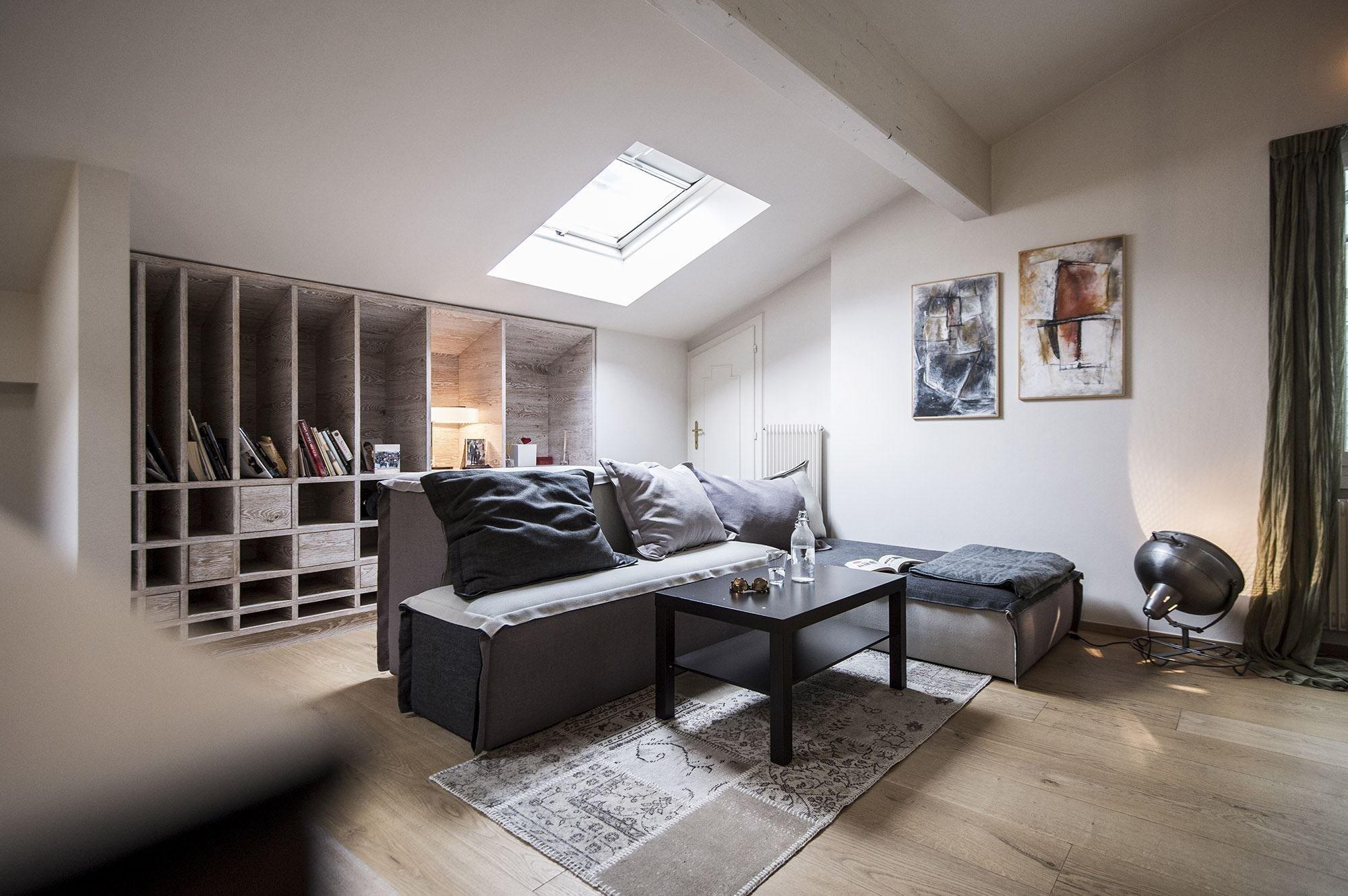 Dvoupokojový byt s unikátní atmosférou