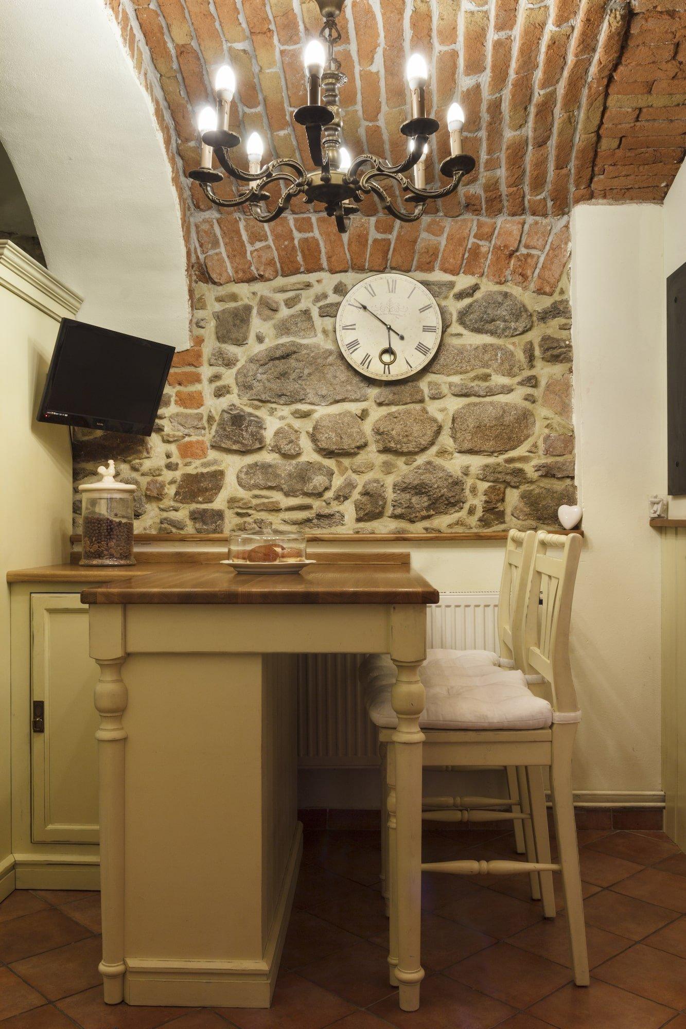Kuchyně s vůní Provence v jižních Čechách