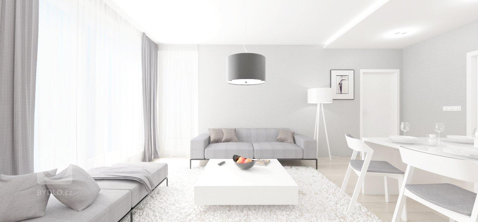 Dvojizbový byt, situovaný v novostavbe Marina Island v Prahe, kladie dôraz na vzdušnosť a čisté línie. Svieži vzhľad obytnému priestoru dodáva biela farba a…