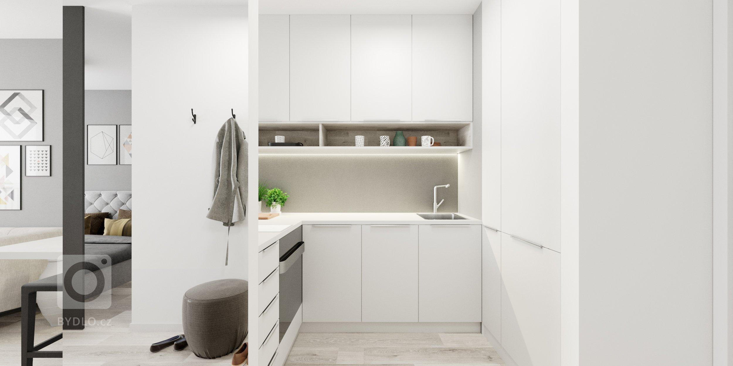Návrh interiéru jednoizbového bytu vprojekte Slnečnice bol výzvou kvôli obmedzenému rozpočtu . Aj napriek malej úžitkovej ploche bytu sa nám podarilo…