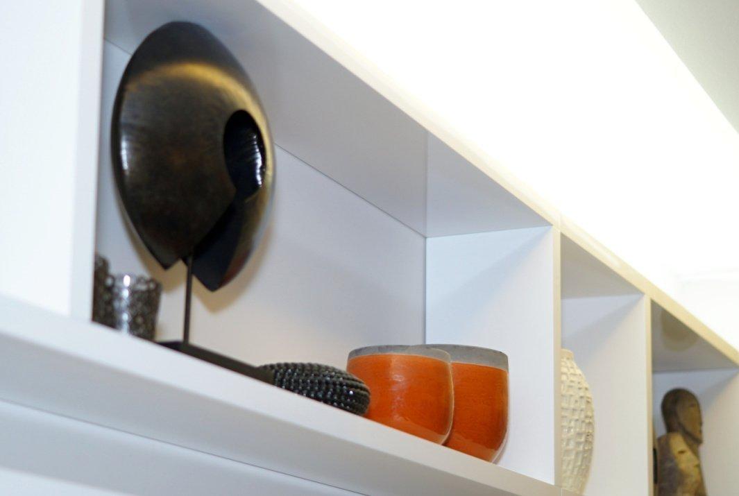 Redesign obývacího pokoje s etno prvky
