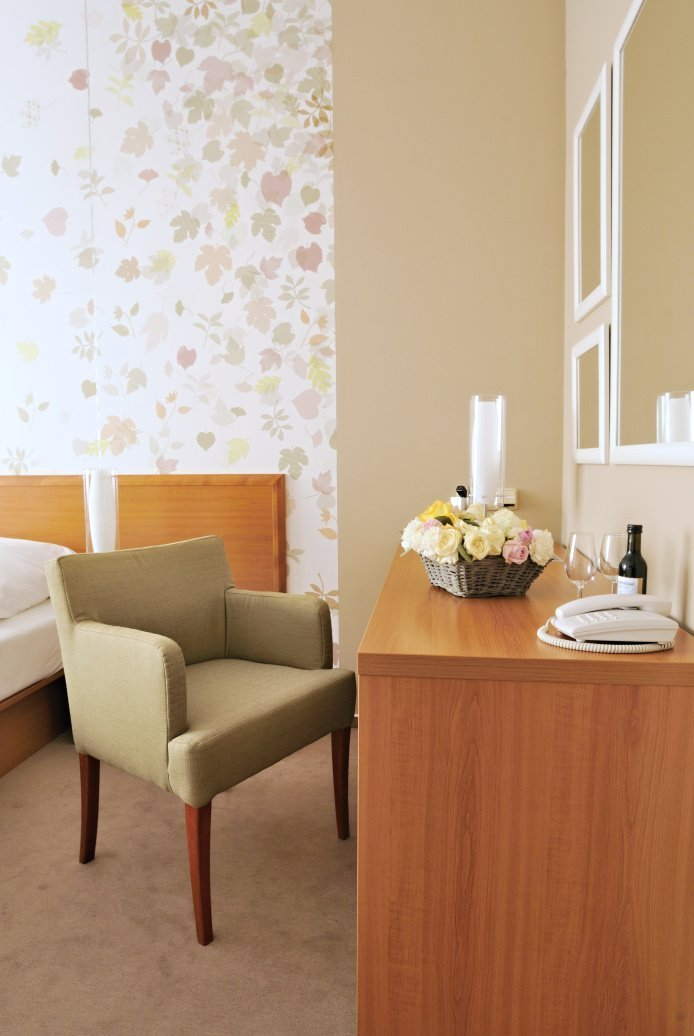 Renovace hotelového pokoje