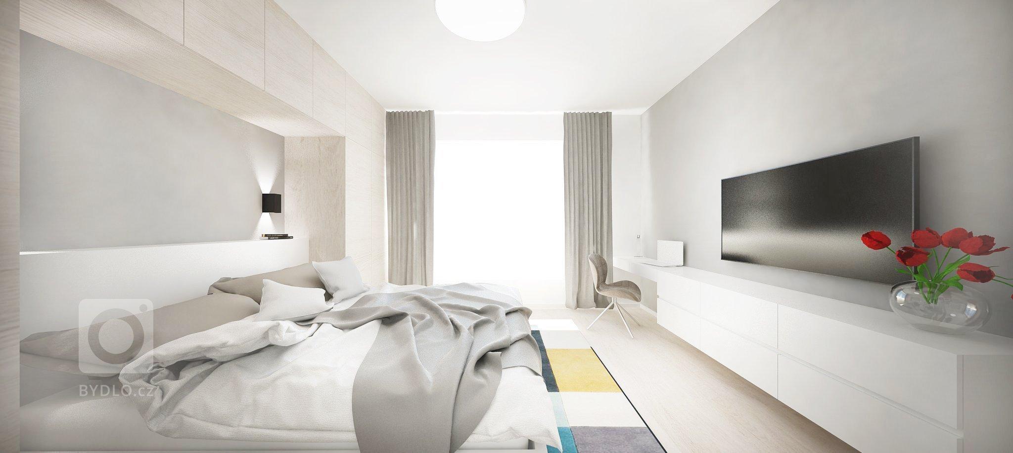Byt v Petržalke je interiér o hľadaní kompromisov. Výsledkom je svieži a funkčný byt na mieru.